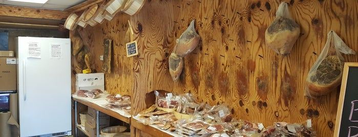 Calhoun's Ham House is one of 500 Things to Eat & Where - South.