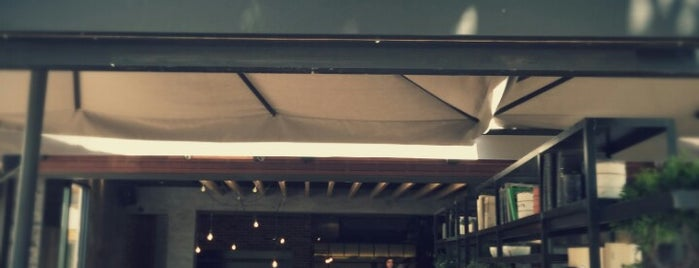 Flocafé is one of awesome cafés!.