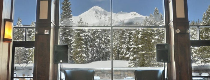 The Lodge at Big Sky is one of The Best of the Gallatin Valley.