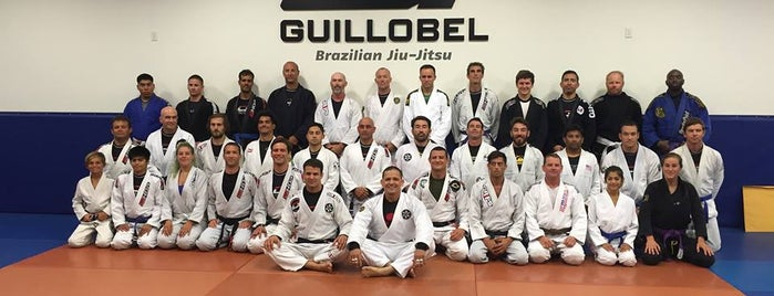 Guillobel Brazilian Jiu-Jitsu San Clemente is one of So Cal: Jiu-Jitsu, BJJ, MMA.