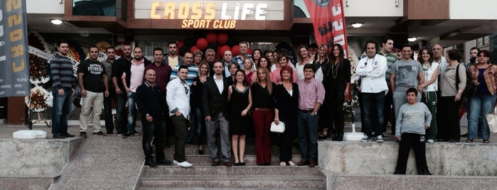 Crosslife Sport Club is one of Mekanlarım.