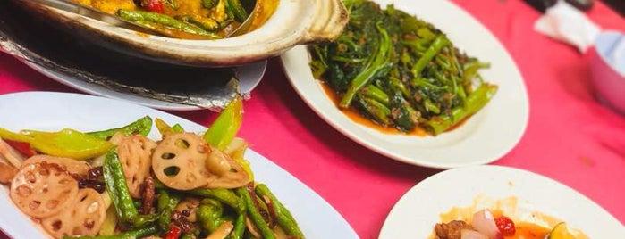 Restoran Hiong Pan 香宾海鲜楼 is one of KL.