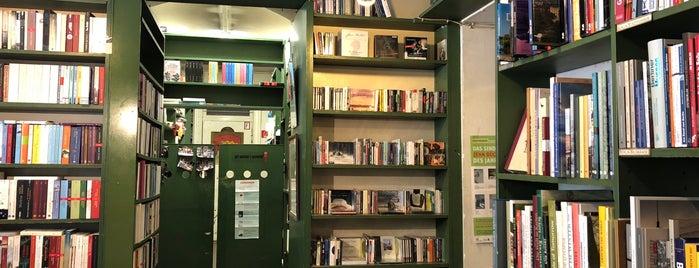Marga Schöller Bücherstube is one of Libraries and Bookshops.
