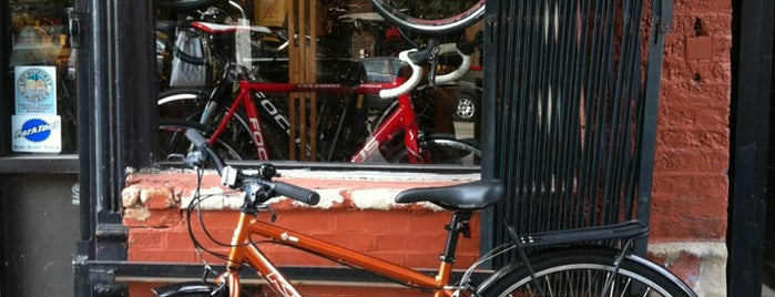 Comrade Cycles is one of Best in Chicago.