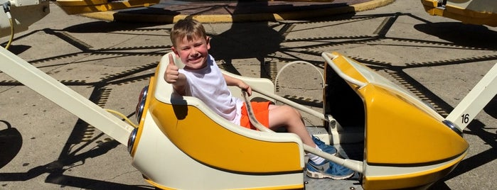 Triple Play is one of ROLLER COASTERS.