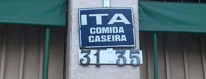 Restaurante Ita is one of P.F. Week.