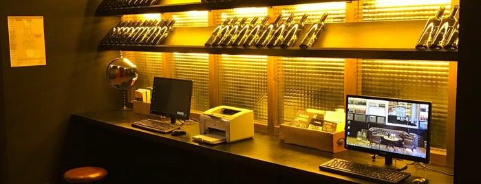 Hotel Praktik Vinoteca is one of Barcelona.