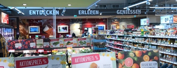 REWE is one of All-time favorites in Germany.