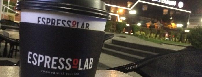 EspressoLab is one of 2018.
