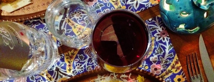 Tehran Cucina Persiana is one of ristoranti &.