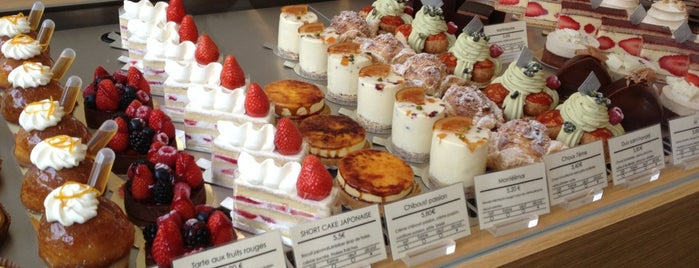 Mori Yoshida is one of Bakery in Paris.