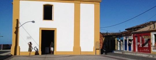 Igreja de Nossa Senhora D'Ajuda is one of Porto Seguro, Brazil.