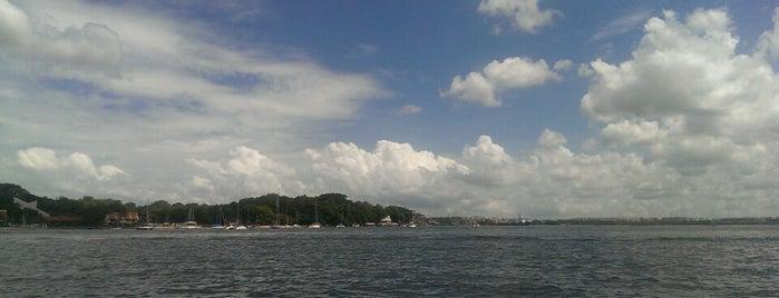 Pulau Ubin Ferry is one of Sehenswertes.