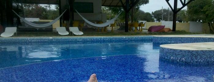 Hotel Paraíso Do Sol - Casa Grande is one of Pousadas de Charme no Ceará.