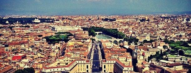 Basilica di San Pietro in Vaticano is one of Rome.