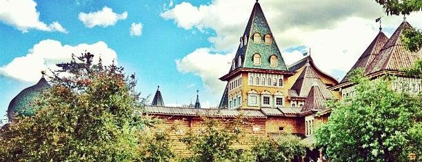 Музей-заповедник «Коломенское» is one of Раз.