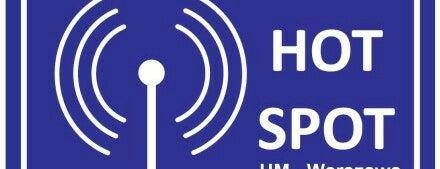 Free hotspot WiFi Warszawa