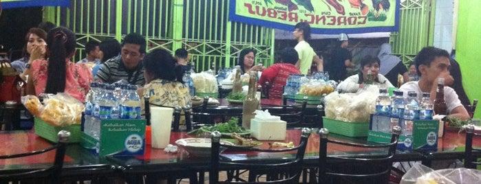 Sari Laut Mas Joko Ruko is one of Top picks for Food Trucks.