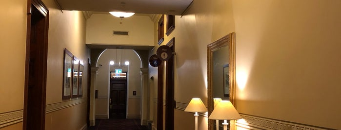 Treasury Heritage Hotel is one of Around The World: SW Pacific.