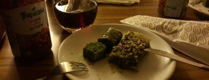 Osmanoglu Pastanesi is one of yeni yerler.
