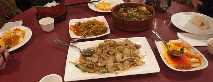 Sichuan Fusion is one of Bay Area Restaurants.