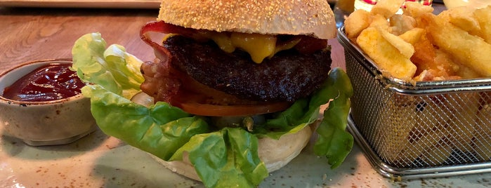 Burgerei is one of Burger!.