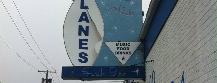 Asbury Lanes is one of Music Venues.