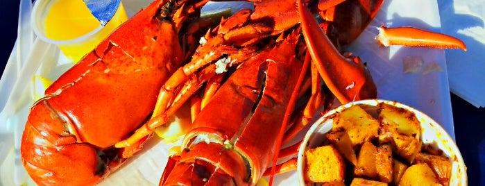 Port of Los Angeles Lobster Festival 2012 is one of Before you leave LA, you must....