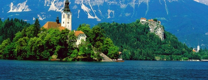 Blejsko Jezero / Lake Bled is one of Re-discover Europe 2014.