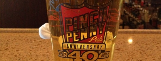 Pinch Penny Pub is one of All-time favorites in United States.
