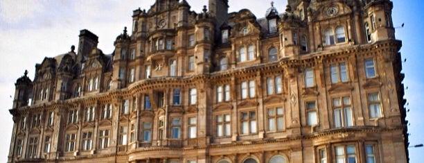 The Scotsman Hotel is one of edinburgh.