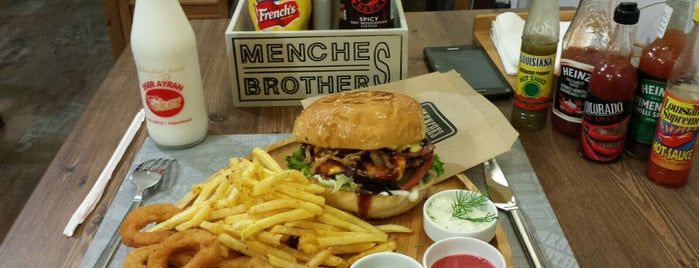 Menches Brothers is one of Adana.