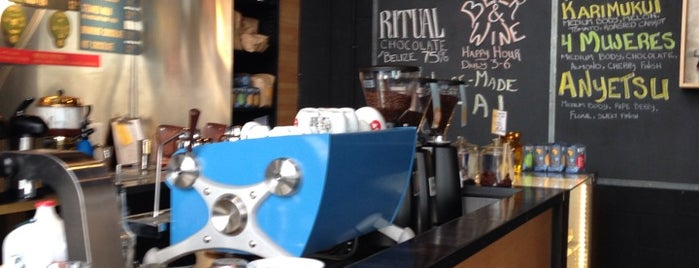 Novo Coffee is one of World Coffee Places.