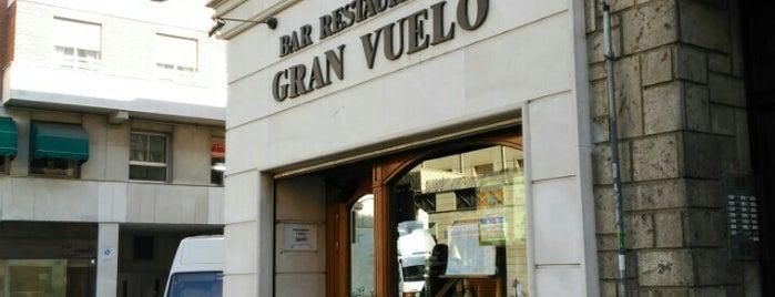 EL Gran Vuelo is one of Madrid cañas y tal.