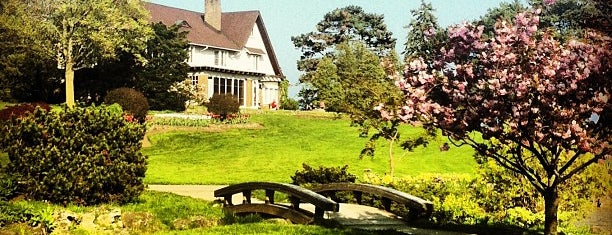 Gairloch Gardens is one of Oakville/Burlington to-do, eat and visit.