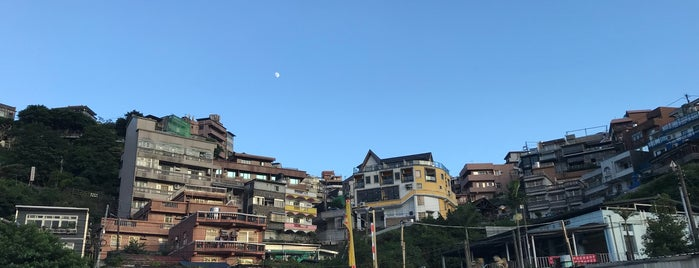 Jiufen is one of Taiwan.