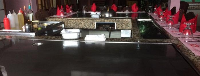 Ginza is one of comer en panama.