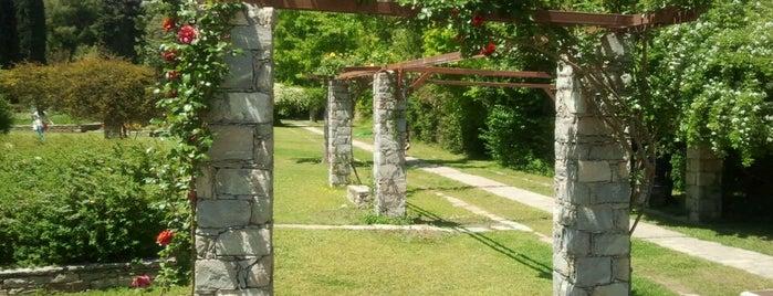 Βοτανικός Κήπος Ιουλίας & Αλεξάνδρου Διομήδους is one of Ελλαδα.