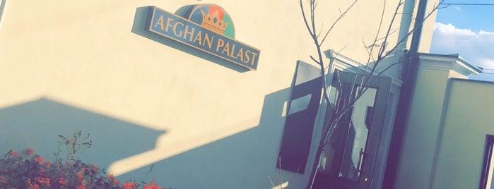 Afghan Palast is one of Exotische & Interessante Restaurants In Wien.