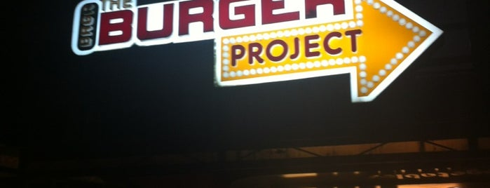 BRGR: The Burger Project is one of Foodtrip.
