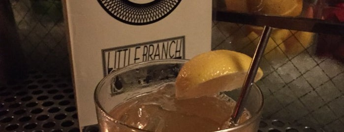 Little Branch is one of NYC.