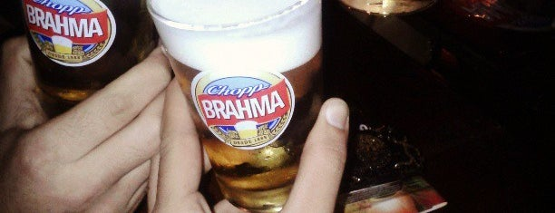 Quiosque da Brahma is one of Best places in Campo Grande, Brazil.