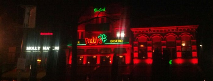 Paddy's is one of Discover Enschede/Hengelo :p.