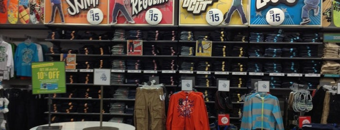 Old Navy is one of All-time favorites in United States.