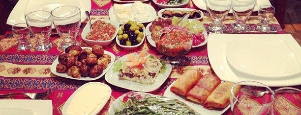 Sheki restoran is one of Restaurants in Baku (my suggestions).