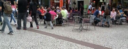 Bar Triângulo is one of Baixa Gastronomia Curitiba.