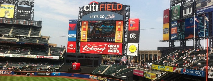 Citi Field is one of My favorites for Stadiums.