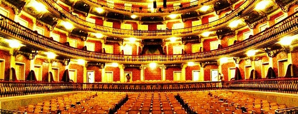 Theatro da Paz is one of Brasil.