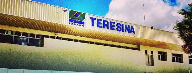 Aeroporto de Teresina / Senador Petrônio Portella (THE) is one of Teresina - PI.