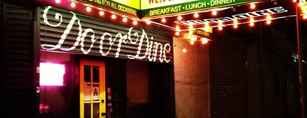 Do or Dine is one of New York City.